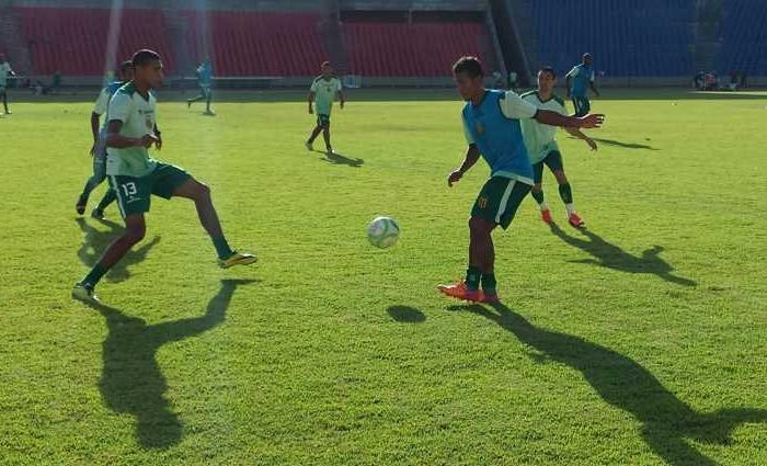 Equipe fará dois treinos no Castelão