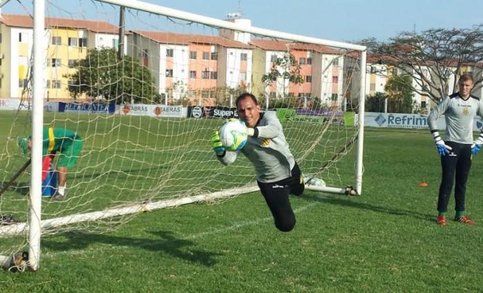 Rodrigo está confiante para jogo contra a Ponte