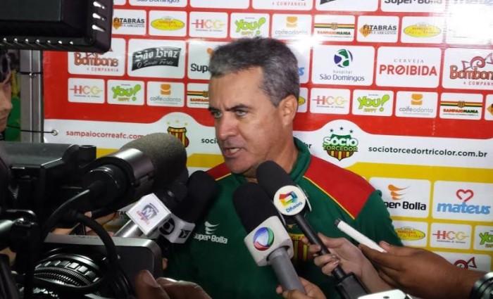 Vinícius Saldanha creditou a vitória ao grupo
