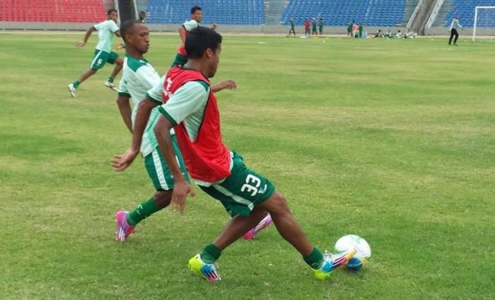 Equipe realizará coletivo no estádio Castelão