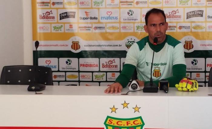Rodrigo Ramos está motivado para último jogo do Sampaio na Série B