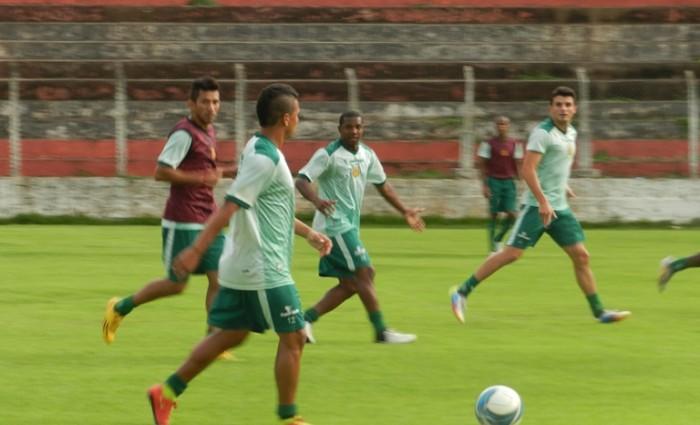 Sampaio estreia na noite de hoje contra o Estrela do Norte (Foto: William Herkenhoff Lima, da revista Sport News)