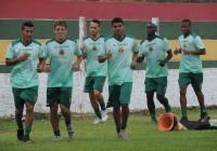 Elenco se reapresentou já com a Copa do Brasil em mente