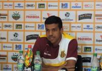 Daniel só pensa em se recuperar diante do Botafogo