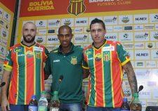 Maracanã apresentou Eder Sciola e Jean Carlos