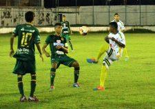 Sampaio segue invicto no maranhense Sub-17 (Foto: Paulo de Tarso Jr)