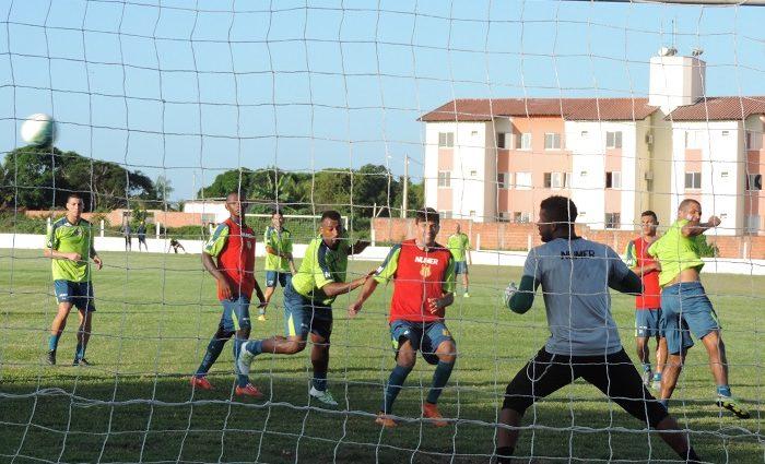 Equipe Tricolor está pronta para enfrentar o Paysandu