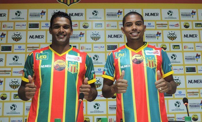Rayllan e Renan Luís já vestiram o manto Tricolor