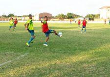 Equipe Tricolor realizou treino técnico na parte da tarde