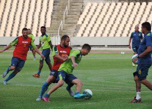 Tricolor realizou últimos ajustes no Castelão