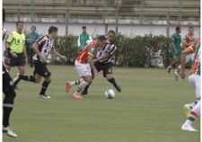 Sampaio ficou no empate contra o Tupi (Foto: Divulgação)