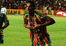 Lucas Silva subiu com o Sampaio em 2013 (Foto: Divulgação)