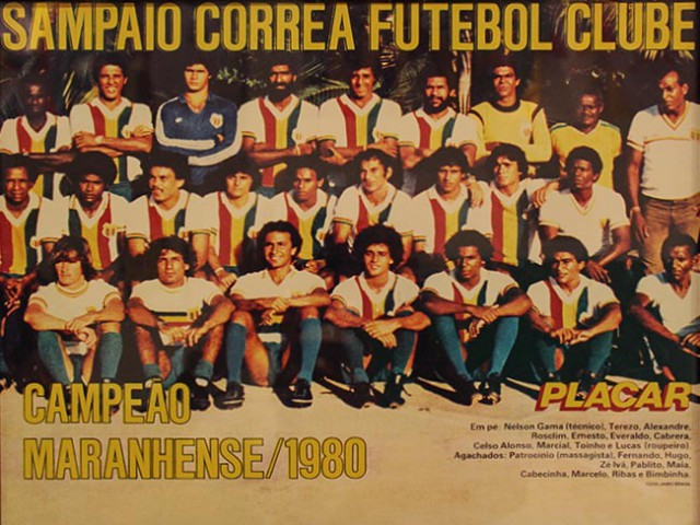 Campeão Maranhense 1980