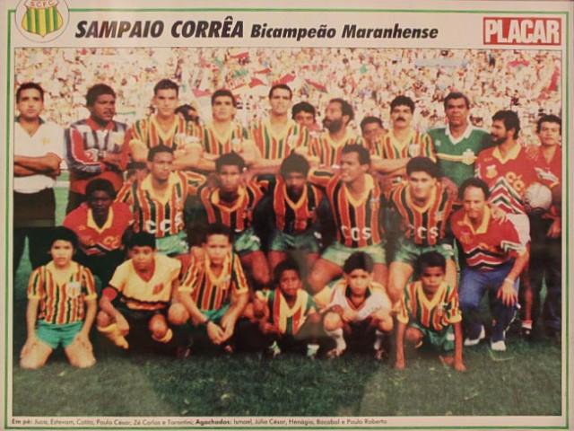 Campeão Maranhense 1991