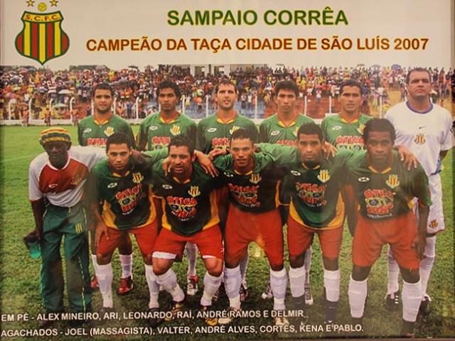 Campeão Taça Cidade de São Luís 2007
