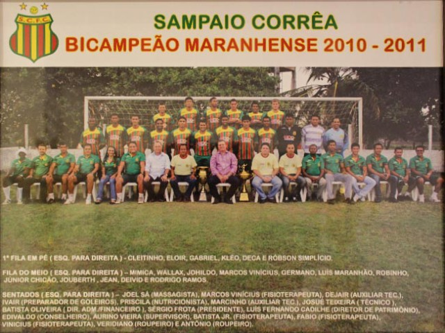Campeão da Copa União 2011