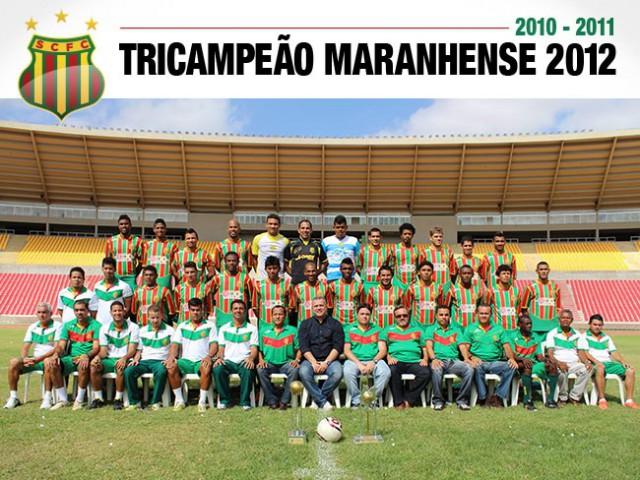 Campeão Maranhense 2012