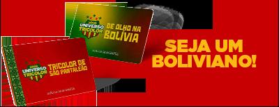Seja um Boliviano