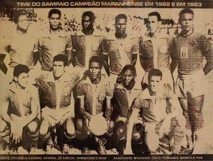 Campeão Maranhense 1962 e 1963