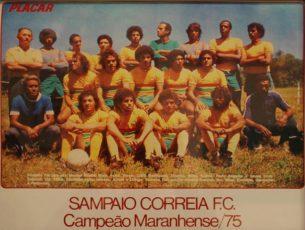 Campeão Maranhense 1975
