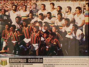 Campeão Maranhense 1988