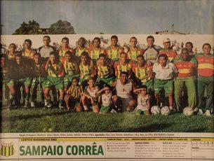 Campeão Maranhense 2002