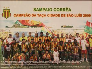 Campeão Taça Cidade de São Luís 2009