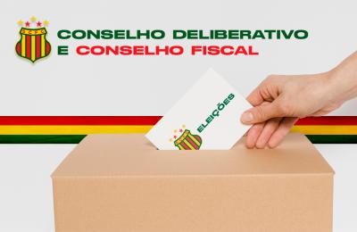 ELEIÇÕES Conselho Deliberativo e Conselho Fiscal
